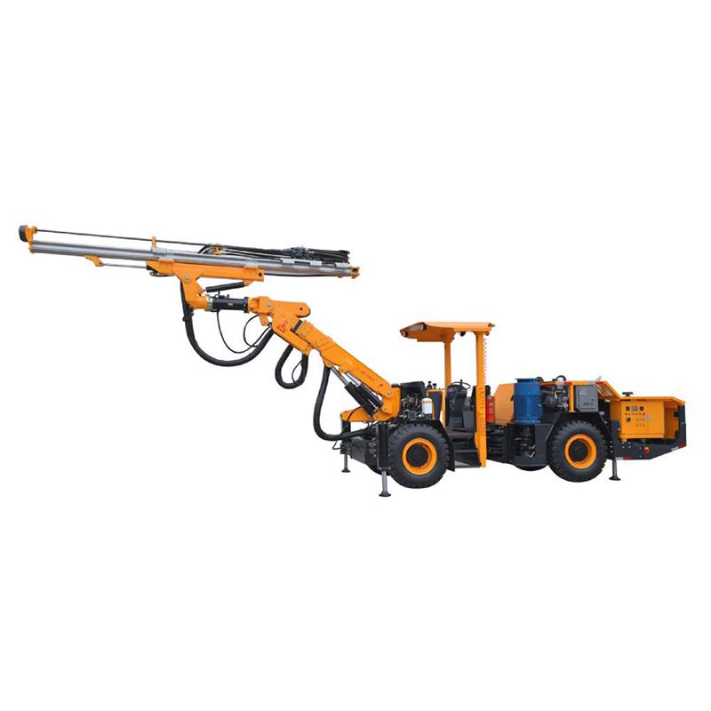 KJ311型全液压掘进钻车