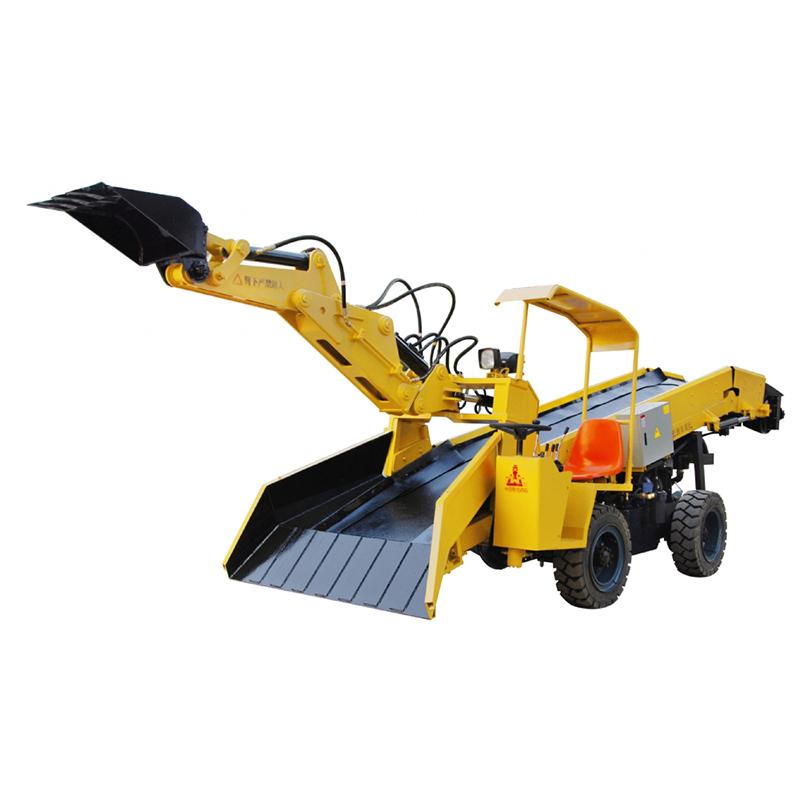 KB8L型履带式挖掘装载机